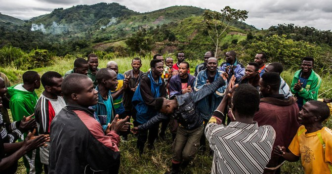 End of the Apocalypse? Hunting the FDLR