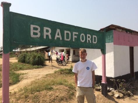 Bradford village in Sierra Leone   Prof John Wright image