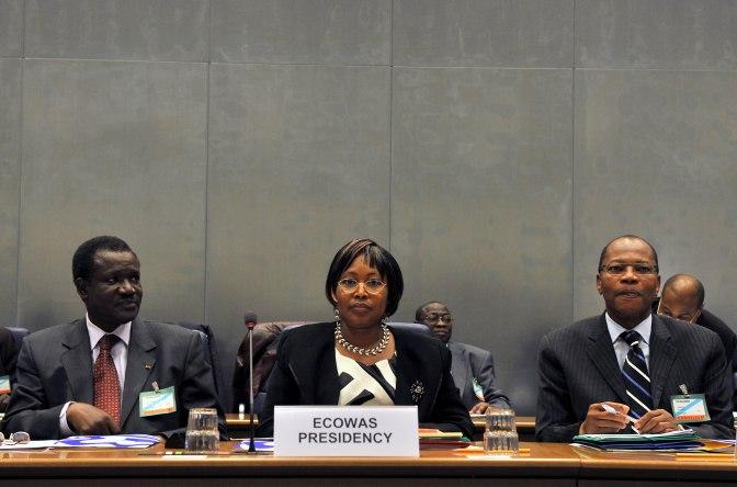 ECOWAS at 40