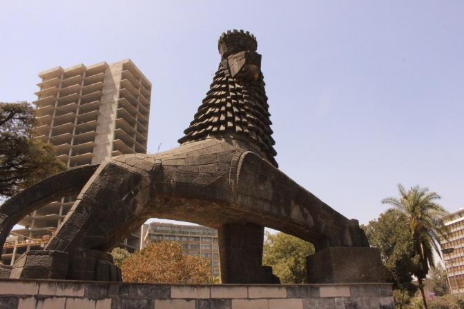 Enter Ethiopia: Africa Study Visit 2015, Part 1