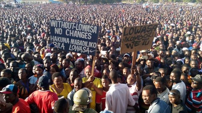 Tanzania Multi-party Politics and Poverty