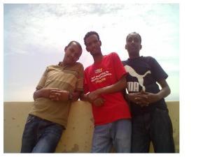 Khartoum, Sudan in 2011.